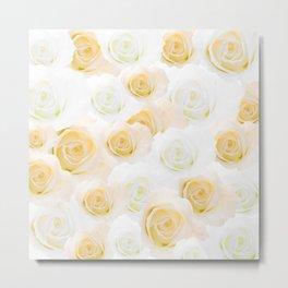 Carmel Rose  Metal Print