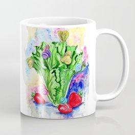 Lettuce love Coffee Mug