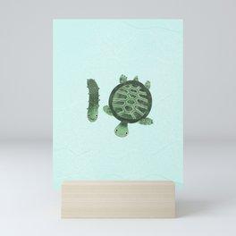 Friends from the Sea 10 Mini Art Print