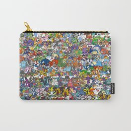 pokeman Carry-All Pouch