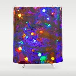 Mood Lighting Shower Curtain