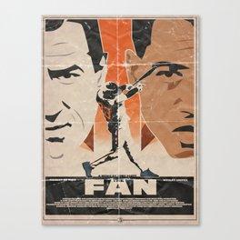 The FAN - Tony Scott Canvas Print