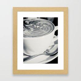 Coffee Art I Framed Art Print