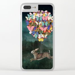 Cross Country Clear iPhone Case