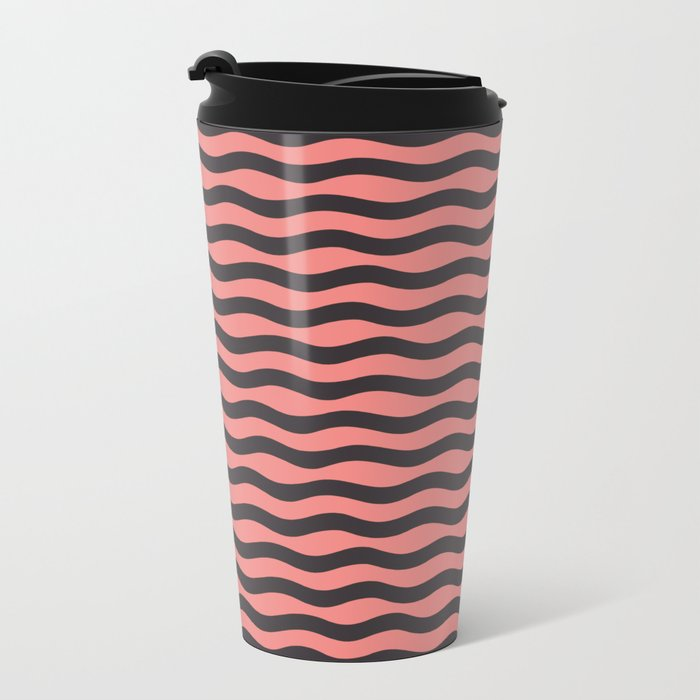 W\VY II Metal Travel Mug