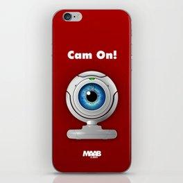 Cam On! iPhone Skin