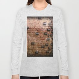 Airbrushed Bricks Long Sleeve T-shirt