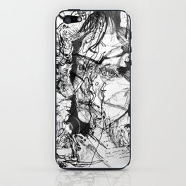 It's all just a dream iPhone Skin