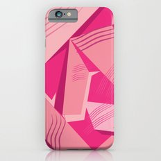 Pink Pattern Slim Case iPhone 6s