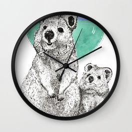 """What does """"irony"""" mean to YOU? Wall Clock"""