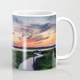 Chincoteague Island Sunset Coffee Mug