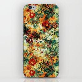 Tropical Haven II iPhone Skin