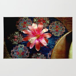 Cactus Flower By Design Rug