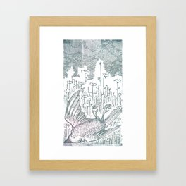 Growth Framed Art Print