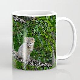 Fox Forest - small design Coffee Mug