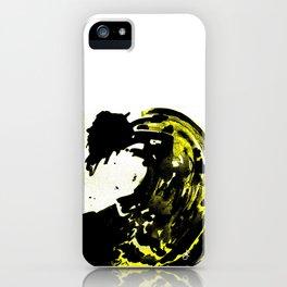 Jamaica Wave iPhone Case