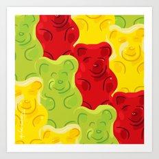 Orsetti Art Print