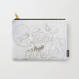 Italian Magic Style Carry-All Pouch