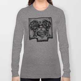 Mr. K descend into hell. Long Sleeve T-shirt