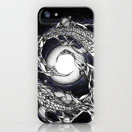 Cosmic Koi iPhone Case