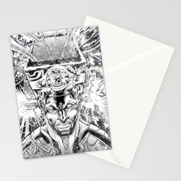 KID QUASAR AND THE ULTRA-MAGNETIC HI TOP FADE Stationery Cards