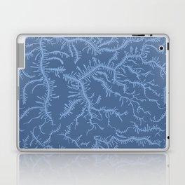 Ferning - Blue Laptop & iPad Skin