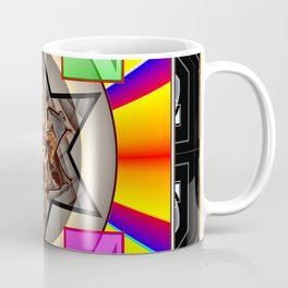 Radiating Light* Coffee Mug