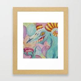 Monster Party! Framed Art Print