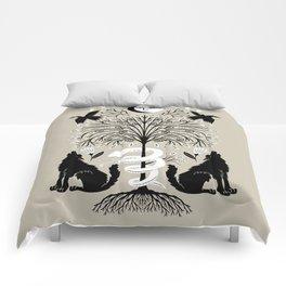 garden of the moon Comforters