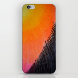 """Along the lake.."" iPhone Skin"
