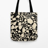 mosaic Tote Bags featuring Mosaic by Glanoramay