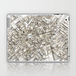 City 11 Laptop & iPad Skin