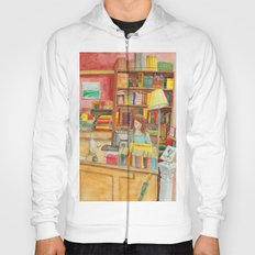 Book store Hoody