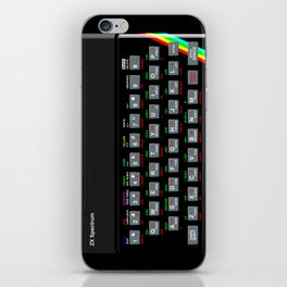 ZX Spectrum iPhone Skin