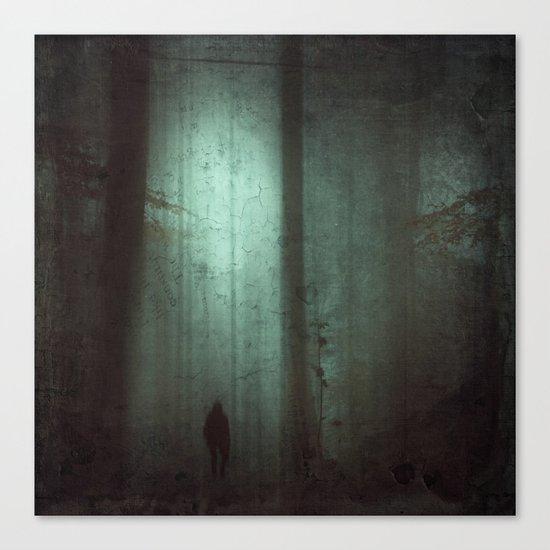 Schattenwelt Canvas Print
