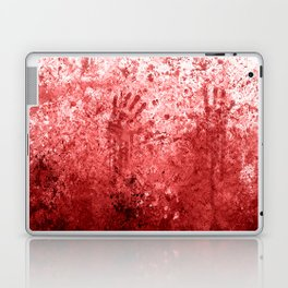 Bloody Abattoir Wall Laptop & iPad Skin