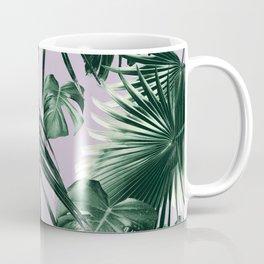 Tropical Jungle Leaves Dream #8 #tropical #decor #art #society6 Coffee Mug