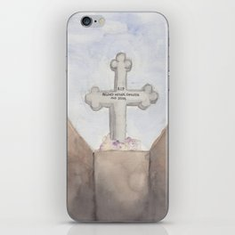 Checkpoint iPhone Skin