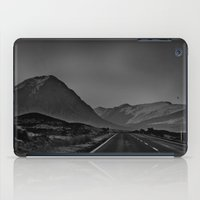 scotland iPad Cases featuring Scotland by itsthezoe
