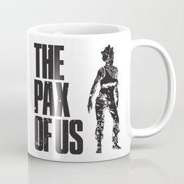 The PAX of Us Black Coffee Mug