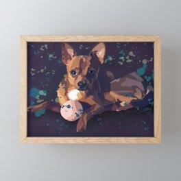Nugget Framed Mini Art Print