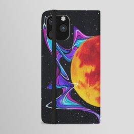 Super Blood Wolf Moon iPhone Wallet Case