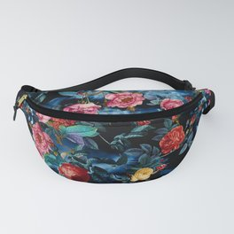 NIGHT FOREST XVI Fanny Pack