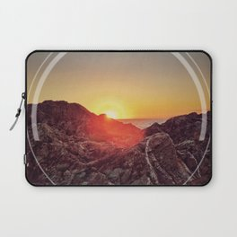 Peel Sunset Laptop Sleeve