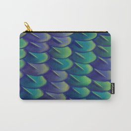 Mermaid Scales  Carry-All Pouch