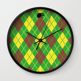 Shinbone's Ballantyne 2 Wall Clock