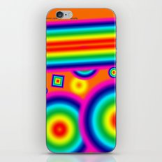 Psychedelich  iPhone & iPod Skin