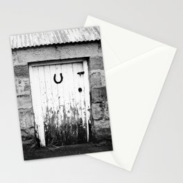 Lucky Scottish Door Stationery Cards