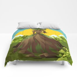 earth nature creature elemental Comforters