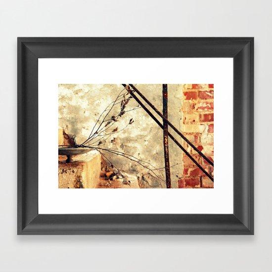 ambiance I Framed Art Print